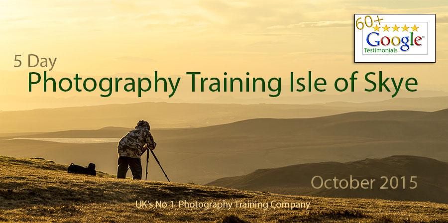 Isle of Skye Photography Training
