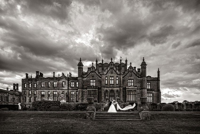 Wedding Photography Training Allerton Castle