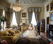 Wedding Portrait Photography Training (Apr 16)