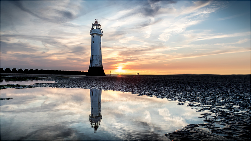 Photographing New Brighton Lighthouse