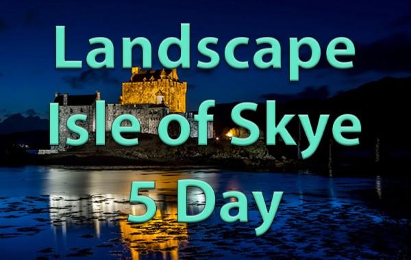 Photography Training Isle of Skye