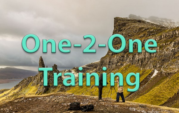 One-2-One Photography Training