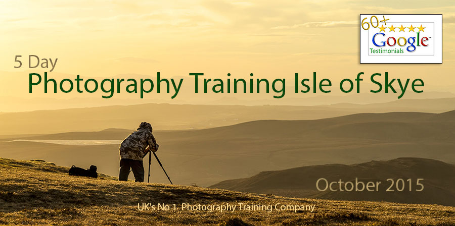 Isle of Skye Photography Training