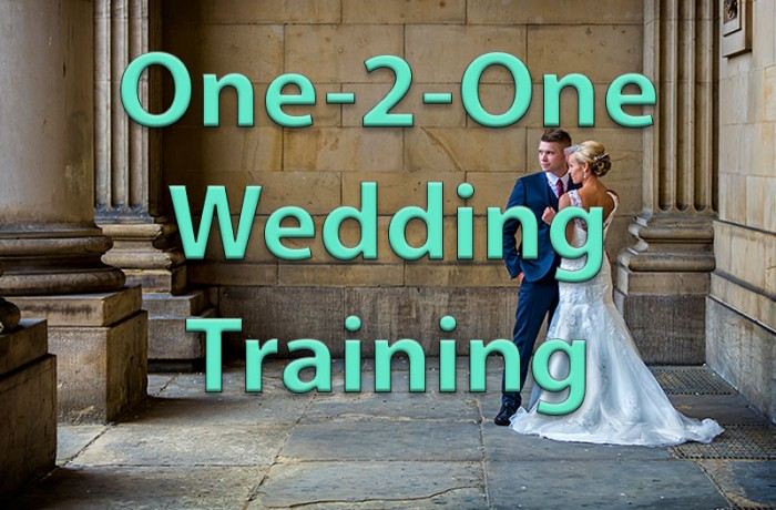 Wedding Photography Training 1-2-1