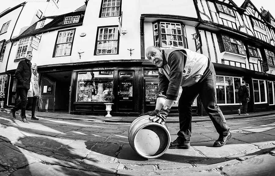 Street Photography York