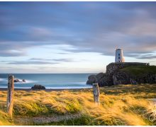 Llanddwyn Lighthouse Landscape Photography