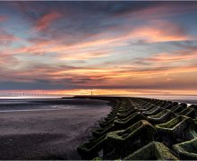 New Brighton Lighthouse Landscape Photography
