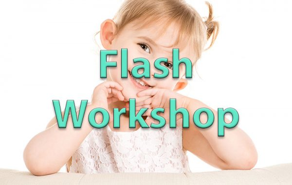 Flash Photography Workshop