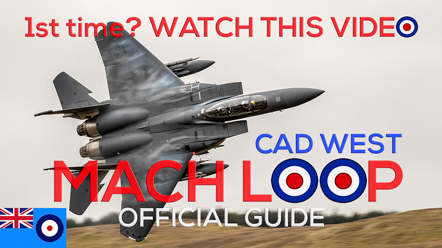 Mach Loop Cad West
