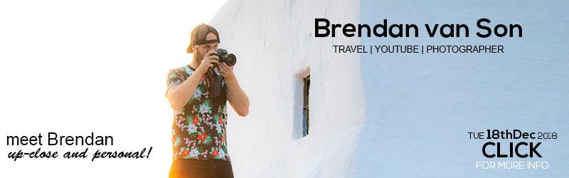 Brendan van Son Travel Photographer