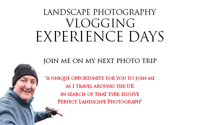 Landscape Photography Vlogging experience Days