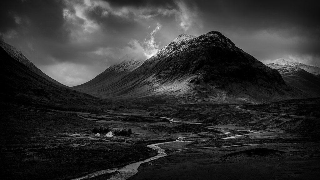 Glencoe Landscape Photography