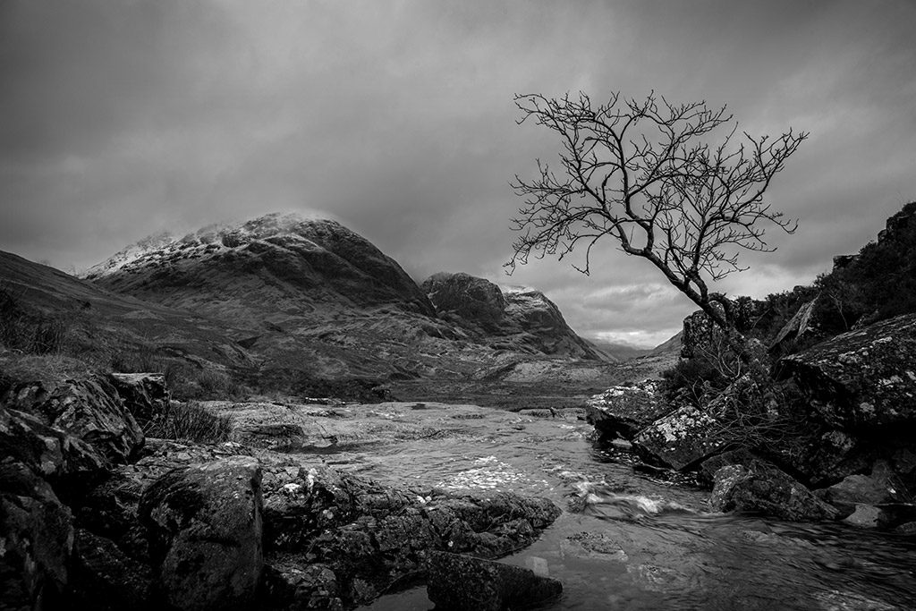 Landscape Photography Workshops Glencoe