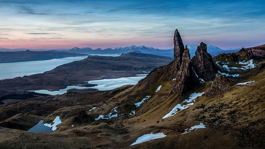 Isle of Skye Workshop and Photography Training and Workshops
