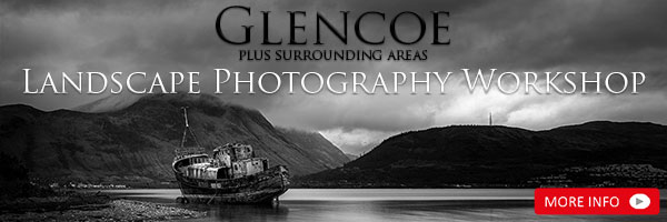Glencoe Landscape Photography Workshop