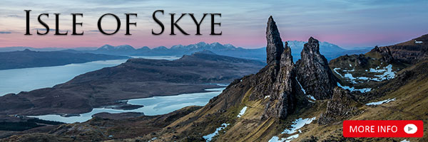 Photography Training Isle of Skye