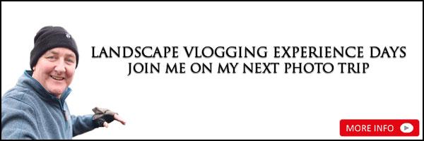Landscape Vlogging Experience Days