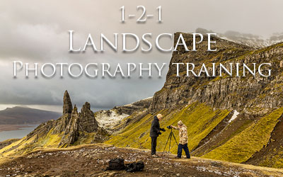 1-2-1 Landscape Photography Training