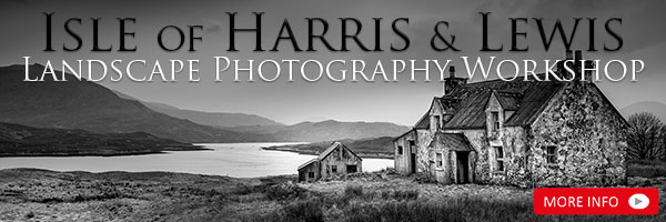 Isle of Harris & Lewis Photography Workshop and courses